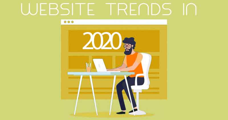 website trends in 2020